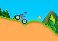 Bmx-game-with-a-dinosaur