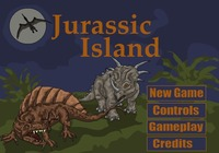 Shooting-game-on-dinosaurs-jurassic-island