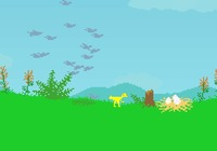Survival-dinosauro-baten-retro-game