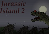 Shooting-game-on-dinosaurs-jurassic-island-2